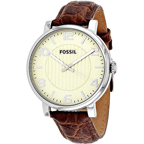 Fossil Men's Authentic - Champagne - Quartz Watch
