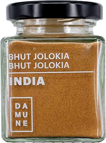 Bhut Jolokia Molido - 45g - Il secondo Peperoncino più piccante del Mondo