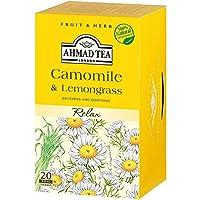 AHMAD TEA カモミール&レモングラス 20P 30g ×3セット