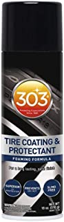 303 Tire Coating & Protectant - Sling-Free Formula - for A Long Lasting Satin Finish - Prevents Tire Dry Rot - Superior UV...