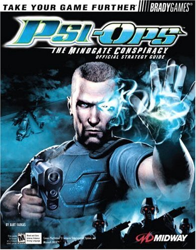 Psi-Ops™: The Mindgate Conspiracy Official Strategy Guide (Official Strategy Guides)