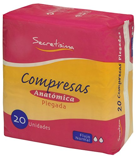 compresas para mujer Ultra normal goodnight Nana 3 packs de 20 unidades