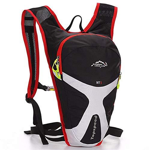 TnXan Kleine Fahrradtasche Ultraleichter Mountainbike-Rucksack Leichtes Outdoor-Reisen Sporttaschen Klettern Skifahren Wandern Camping Taschen Trekking-Rucksack