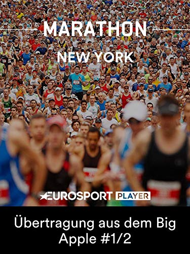 Leichtathletik: New York City Marathon 2019 - Übertragung aus dem Big Apple