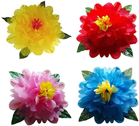 Doowops Long Beach Mall Peony Production Magic Max 48% OFF Trick Flower Hand Appearing Empty
