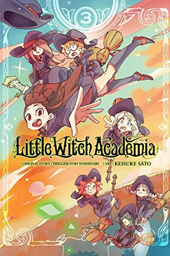 Little Witch Academia Vol. 3 (English Edition)