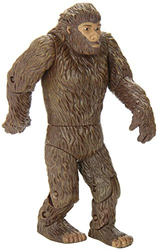 Archie Mcphee Bigfoot Action Figure