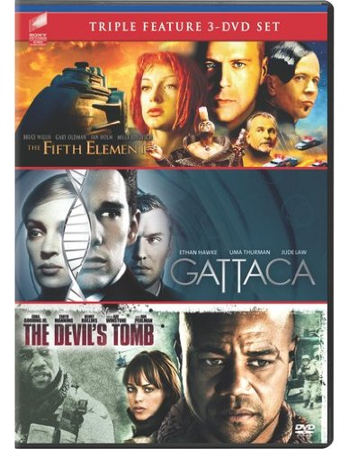 Fifth Element/Gattaca/Devils Tomb