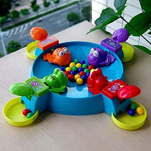 Juguetes para bebé XuBa-Frosch, el judío, Yizi, come Vier Verga\u00dfen China