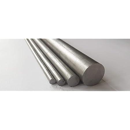 B/&T Metall Automatenstahl Rund Drm /Ø 15 mm 11SMnPB30//37+C blank gezogen h9 L/änge ca 500 mm +0//-3 mm 0,5 mtr.