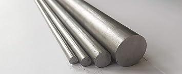 Rundstahl /∅ 4mm-65mm Blankstahl S235JR+C//ST37-2K h9 /∅ 16mm - 1500mm L= 500-2000mm