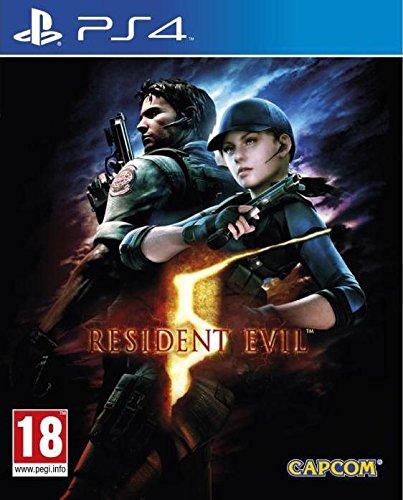 RESIDENT EVIL 5 HD PS4