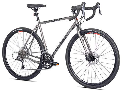Giordano Trieste Gravel Bike, 700c Medium