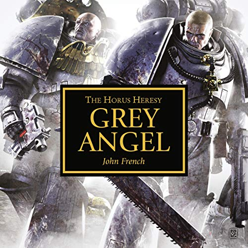 Grey Angel audiobook cover art