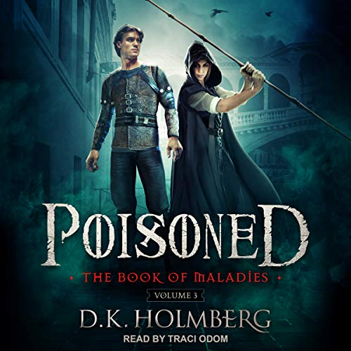 Poisoned: The Book of Maladies cover art