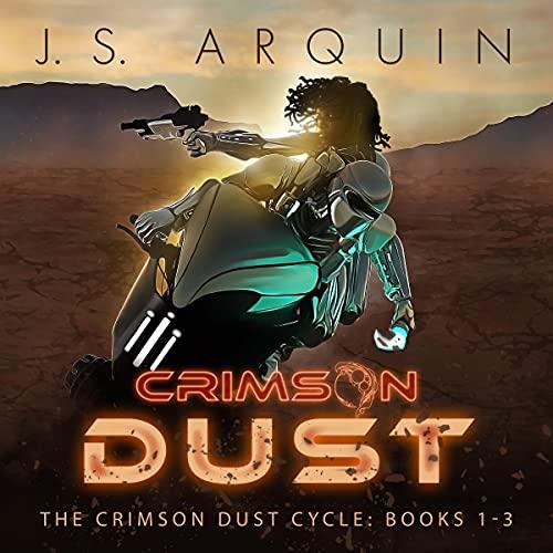 Crimson Dust Titelbild
