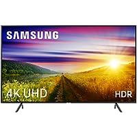 "Samsung 40NU7125 - Smart TV 40"" 4K UHD HDR (Pantalla Slim, Quad-Core, One Remote, 3 HDMI, 2 USB), Color Negro (Carbon Black)"