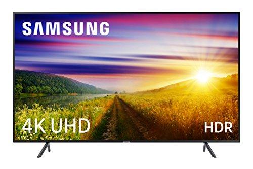 Samsung 49NU7105 - Smart TV 2018 de 49  4K UHD HDR (Pantalla Slim, Quad-Core, 3 HDMI, 2 USB)