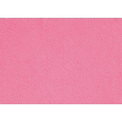 Creativ Company Artisanat feutre, 21x30 cm, 10 feuille rose
