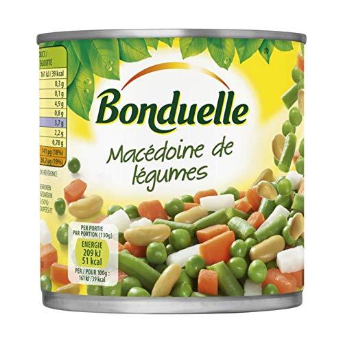 Bonduelle Macédoine de Légumes sano in scatola verdure 400G