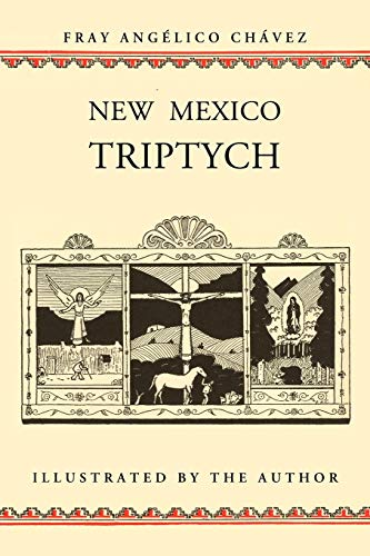 New Mexico Triptych, Three Stories Set in the American Southwest (Southwest Heritage)