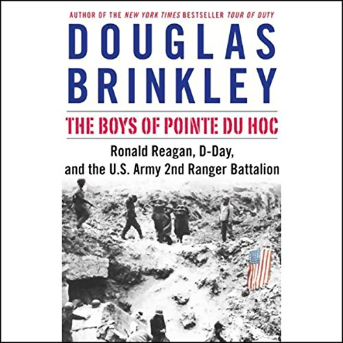 The Boys of Pointe du Hoc audiobook cover art