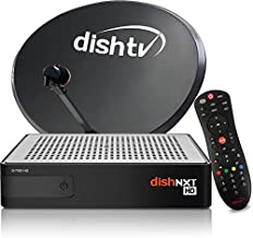 Dish TV HD Set Top Box Connection