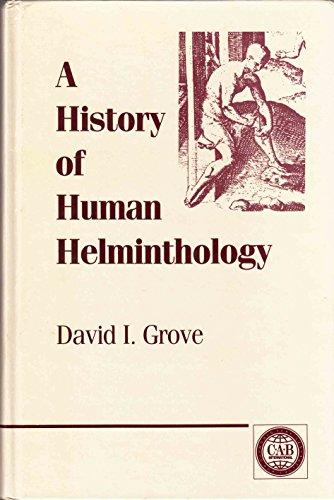book helminthology