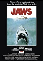 JAWS POSTER (68,8cm x 101,3cm)