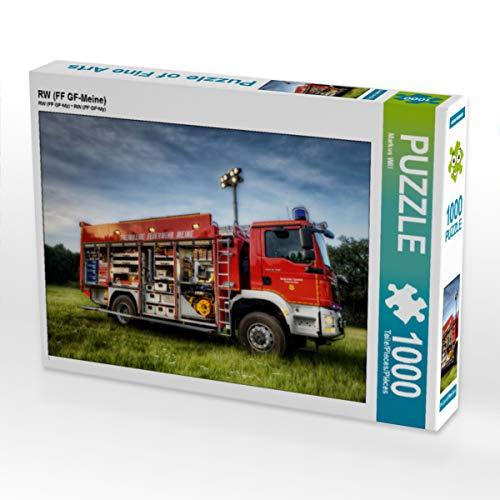 CALVENDO Puzzle RW (FF GF-Meine) 1000 Teile Lege-Größe 64 x 48 cm Foto-Puzzle Bild von Markus Will