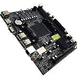 OKAYOU パーソナルPC A88デスクトップマザーボードFM2 +デスクトップマザーボードサポートDDR3 16Gサポート7650K VGA HDMI SATA3.0ポータブルサイズ