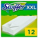 Swiffer - Recharges Lingettes Sèches pour Balai Attrape-Poussière Taille XXL - Lot...