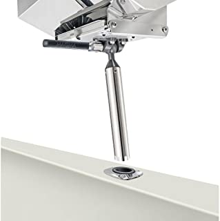 Magma Products LeveLock Adjustable Rod Holder Mount for Single Grills/Tables