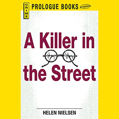 A Killer in the Street audiobook cover art