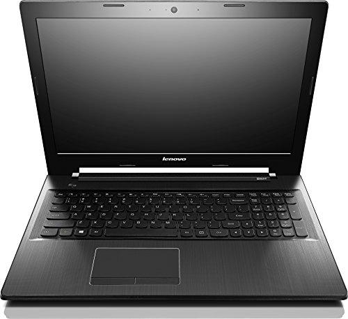 Lenovo Z50-75 39,6 cm (15,6 Zoll HD TN) Laptop (AMD A10-7300, 3,2 GHz, 4GB RAM, Hybrid 1 TB HDD (8 GB SSD), AMD Radeon R5, Win 8.1) schwarz