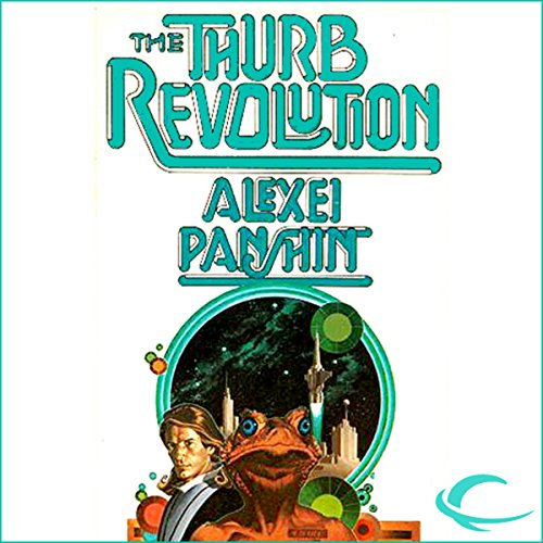 The Thurb Revolution audiobook cover art