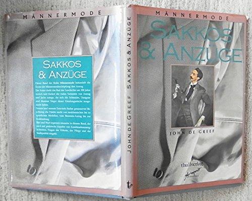 Sakkos und Anzüge