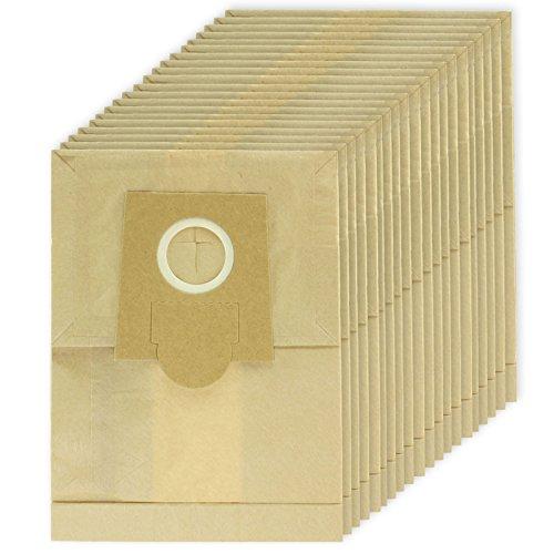 Spares2go sterke stofzakken voor Bosch Solida, Optima, Sphera, Perfecta & Silence Stofzuigers (Pak van 5, 10, 20) 20 Bags