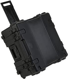 SKB Equipment Case, 22 X 22 X 12, Empty with Wheels