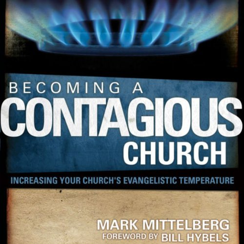 Becoming a Contagious Church audiobook cover art