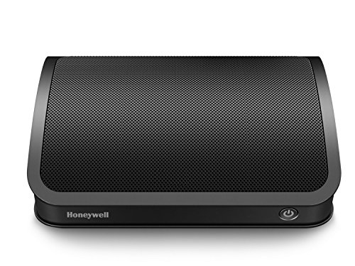 Honeywell Move Pure Car Air Purifier (Bold Black)
