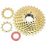 Rueda de inercia para bicicleta Casete de rueda libre 8 velocidades piñón libre accesorio de ciclismo