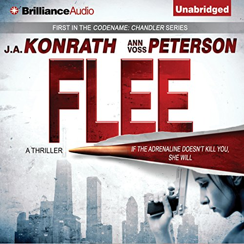 Flee audiobook cover art