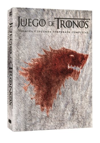 Juego De Tronos - Temporadas 1+2 [DVD]