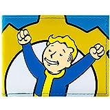 Cartera de Fallout 76 Reclamation Día Azul