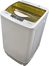 Panda PAN6320W Portable Machine, 10lbs Capacity, 10 Wash Programs, 2 Built in..