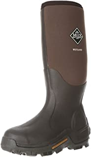 Muck Boots Wetland Hi Wellies 10 B(M) US Women / 9 D(M) US Bark