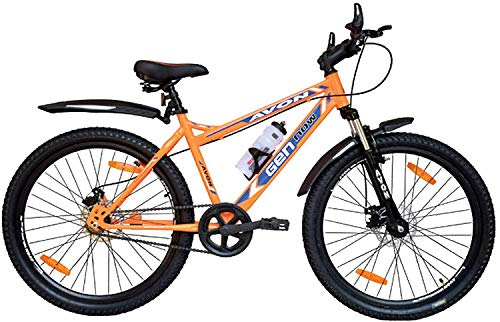 Avon GENNOW Mountain Cycle 27.5 18 Speed (Black OR Orange or Blue)