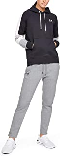 Under Armour Women's Rival Fleece Open Hem Pant