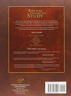 Biblical Financial Study - Small Group Student Manual